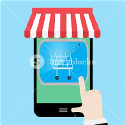 تصویر سامانه فروشگاه اینترنتی
